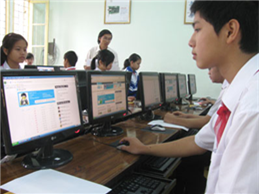 [Thông báo] Về việc thay đổi thông tin cá nhân phù hợp năm học mới
